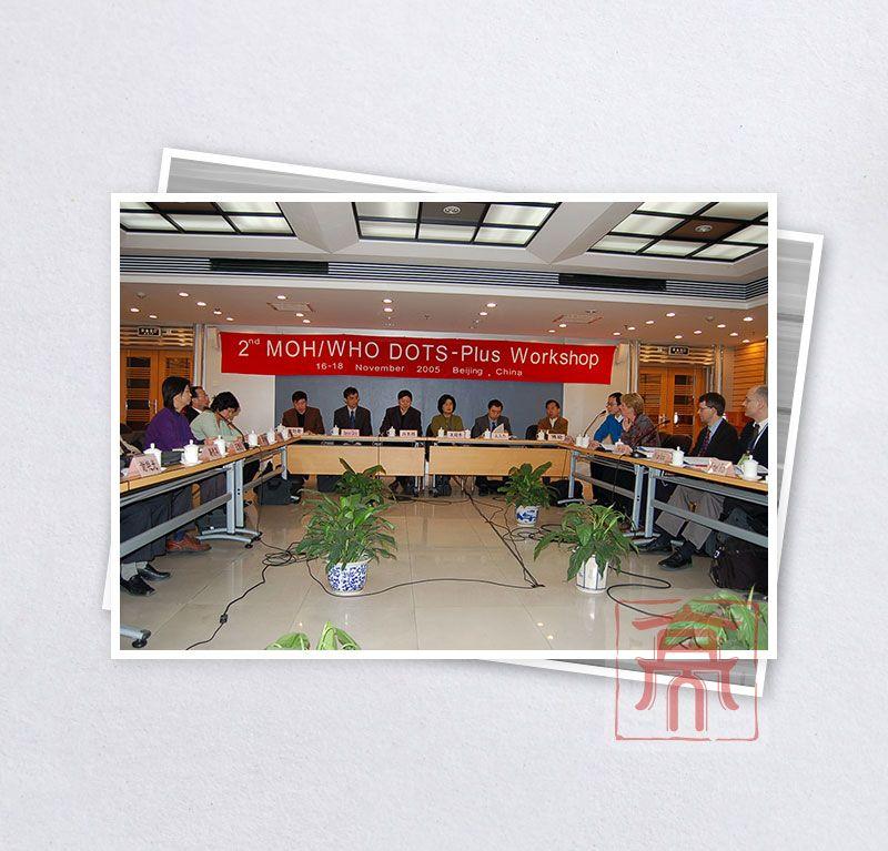 第二届世卫-中国耐药研讨会