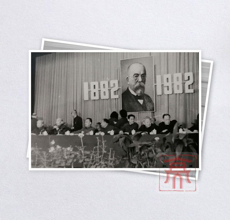 纪念科赫诞生100周年会议